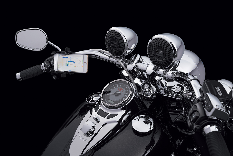 Audio On Harley DavidsonR Motorcycles Articles From Biggs Davidson