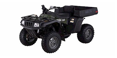2004 arctic cat 400 4x4 automatic tbx brown 39 s leisure world. Black Bedroom Furniture Sets. Home Design Ideas