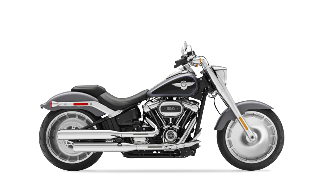 Customized Harley Davidson Fatboy Motorcycle For Sale
