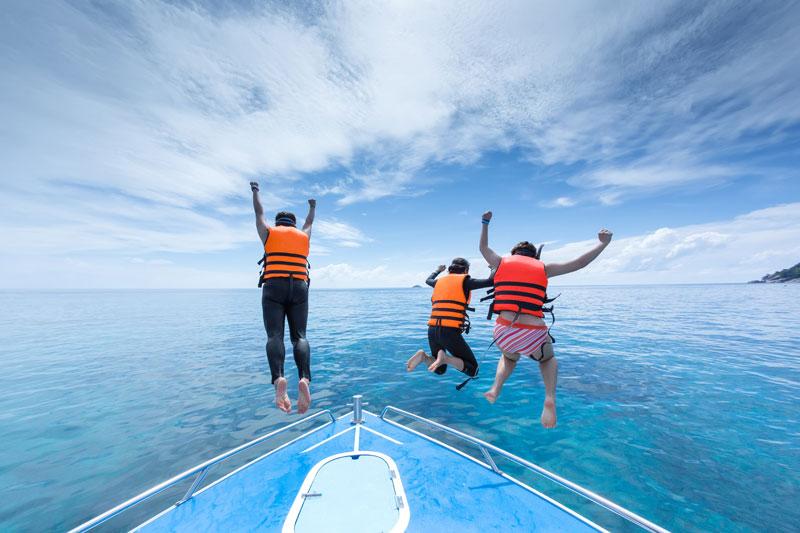 Types of Personal Flotation Devices | Germaine Marine | AZ, UT, & CA