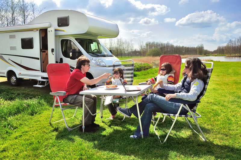 Popular RV Camping Areas In Wyoming | Total Value RV