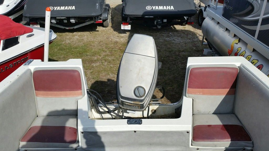 1986 Calais boat for sale, model of the boat is CM 170 & Image # 7 of 7