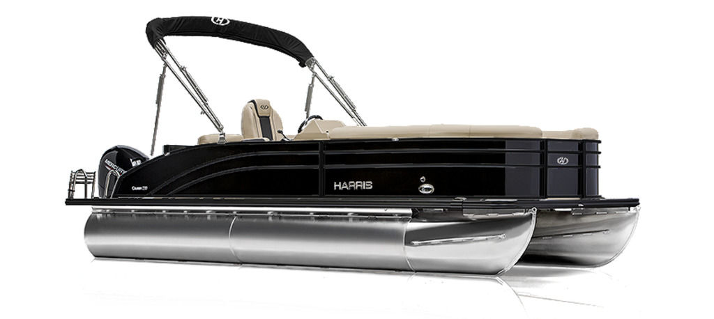 2021 Harris boat for sale, model of the boat is Cruiser 230 & Image # 1 of 1