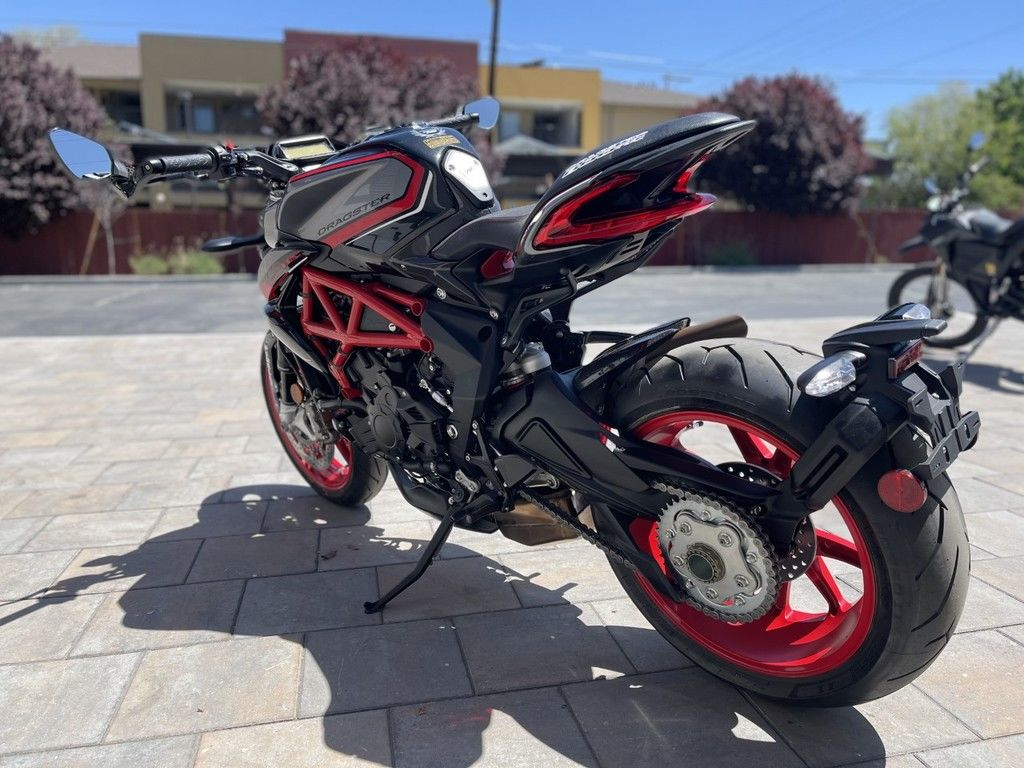 2020 mv agusta dragster 800 rc for sale in las vegas