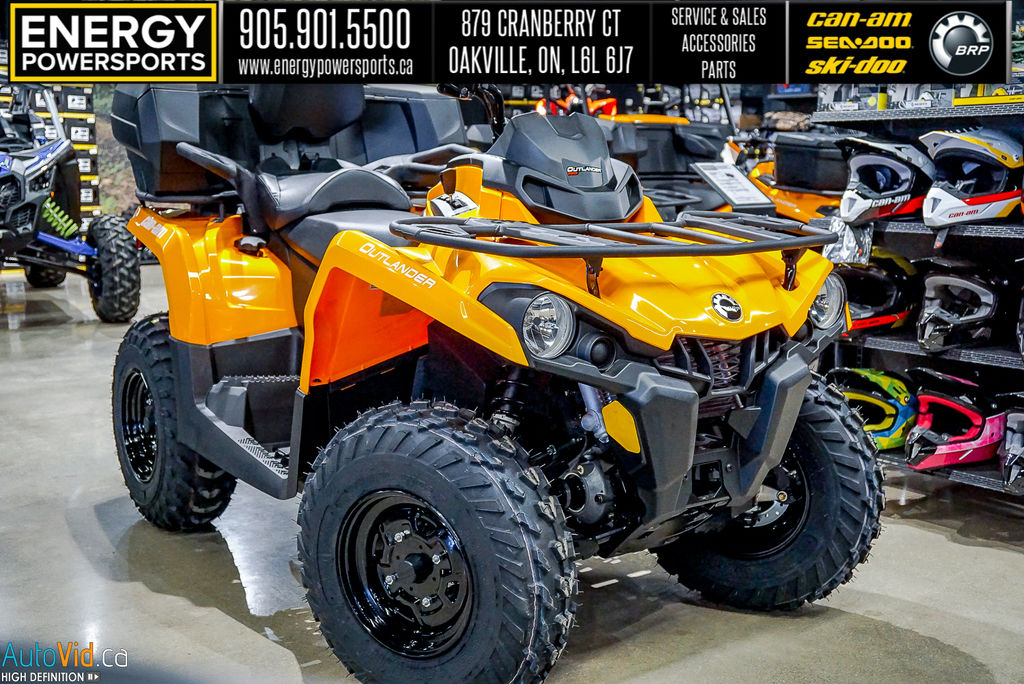 2020 Can-Am ATV boat for sale, model of the boat is Outlander™ DPS™ 570 & Image # 1 of 16