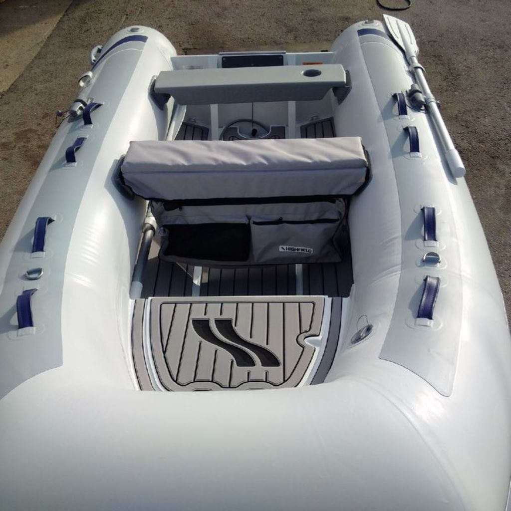2020 Highfield boat for sale, model of the boat is CL 310 Bow Locker & Image # 3 of 10