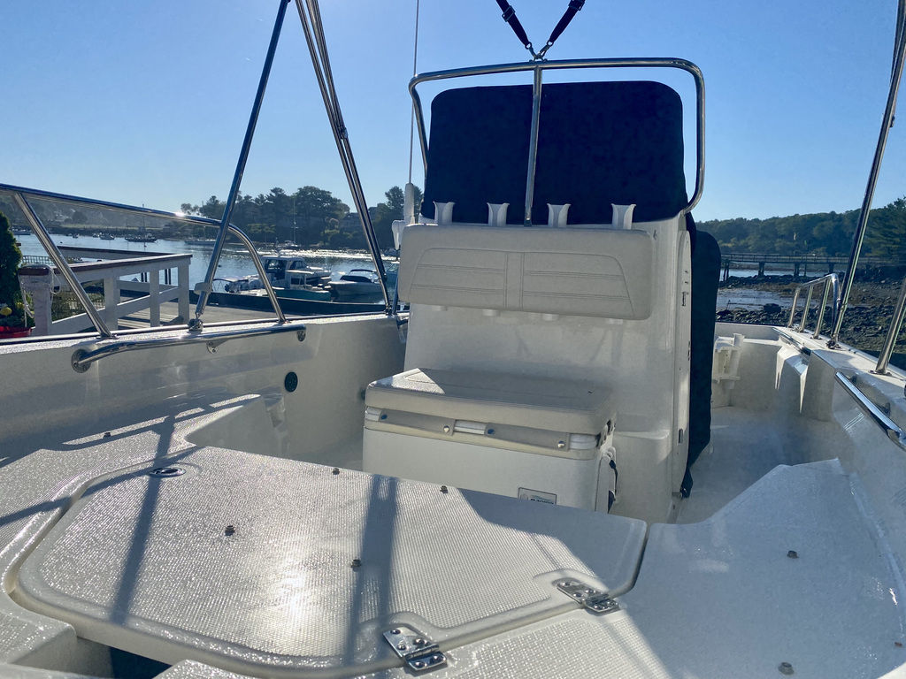 2020 Boston Whaler boat for sale, model of the boat is 150 Montauk & Image # 4 of 5
