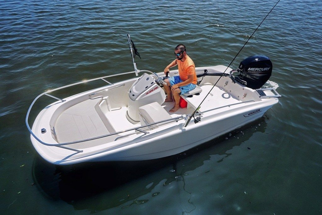2021 Boston Whaler boat for sale, model of the boat is 130 Super Sport & Image # 1 of 1