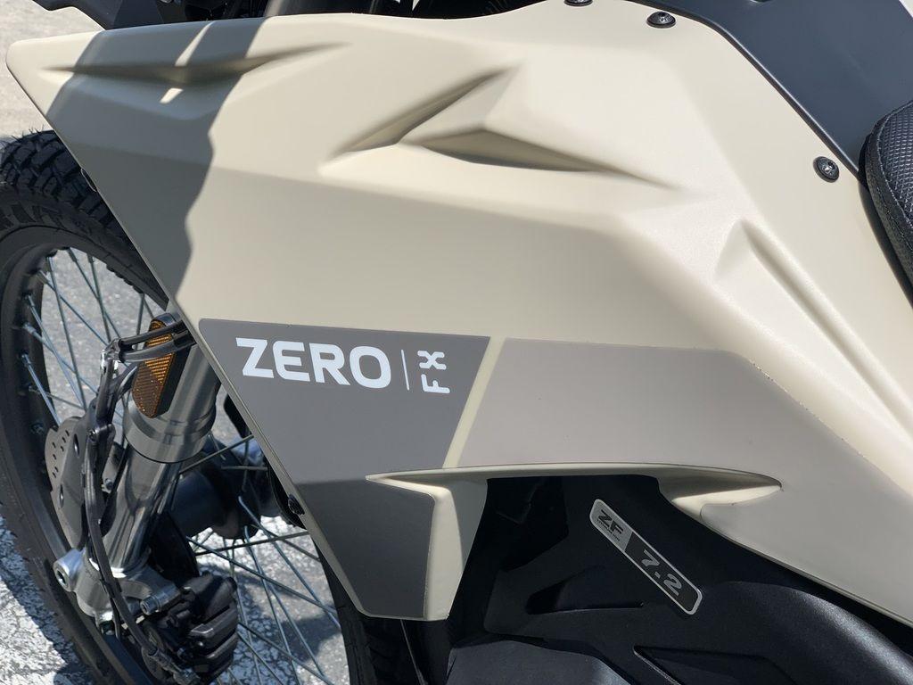 2021 zero fx zf7.2 for sale in las vegas