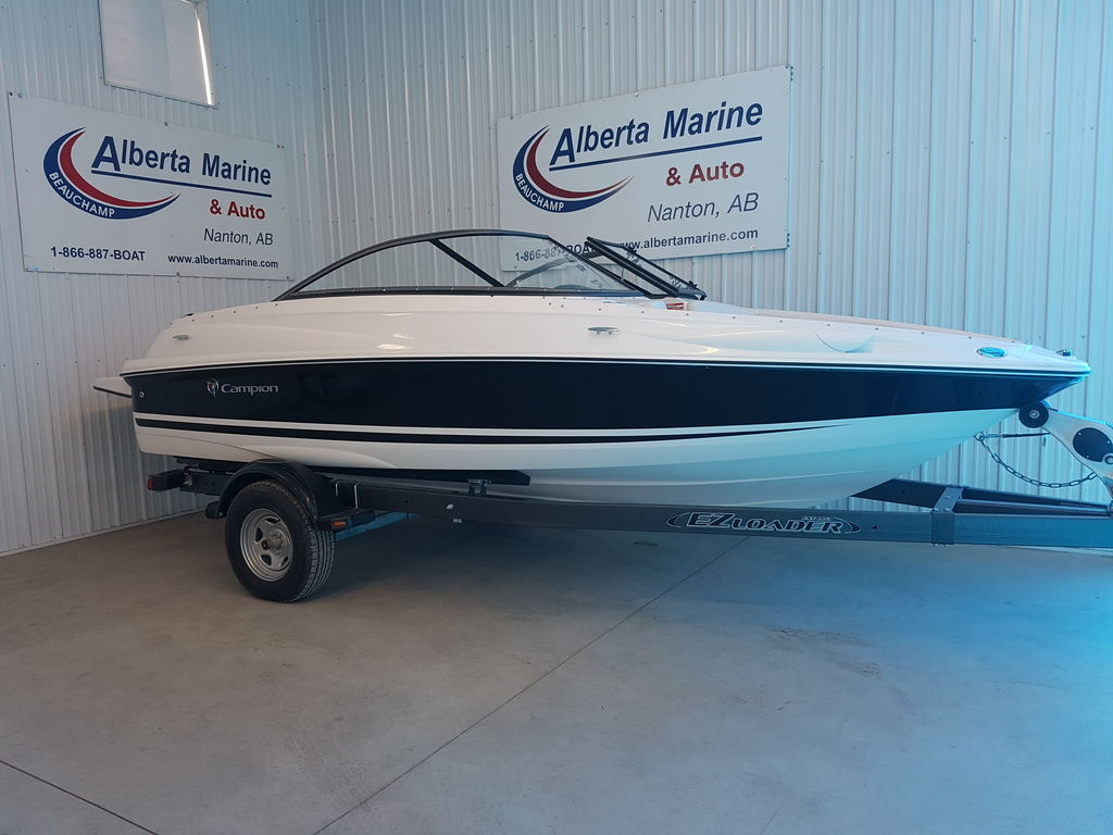 2018 Campion boat for sale, model of the boat is Allante 545I & Image # 1 of 9
