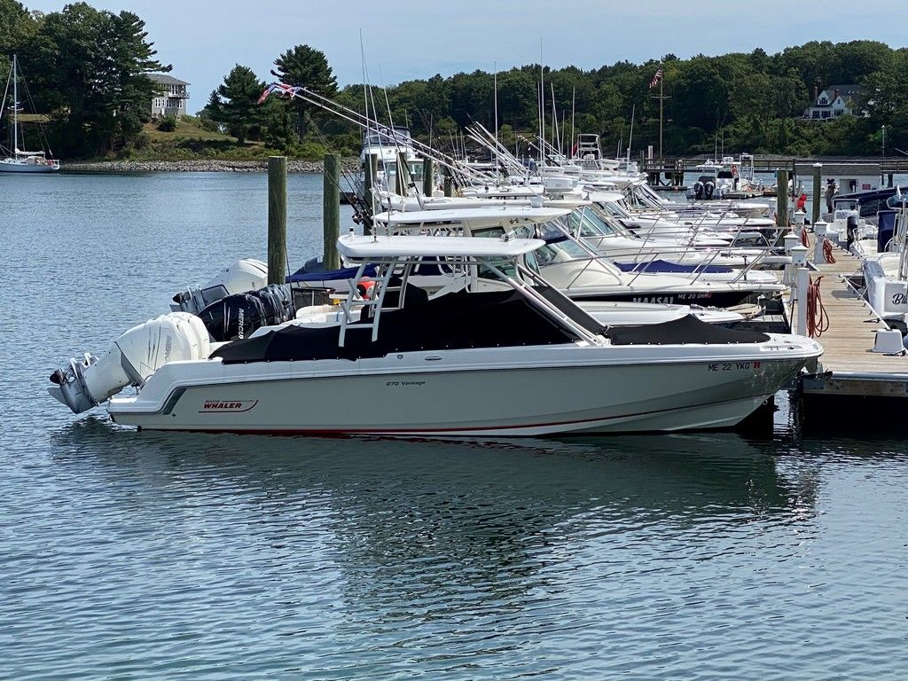 2018 Boston Whaler boat for sale, model of the boat is 270 Vantage & Image # 1 of 4