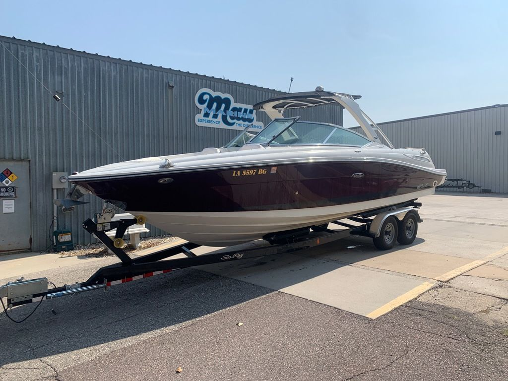2010 Sea Ray boat for sale, model of the boat is 270 SLX & Image # 1 of 14
