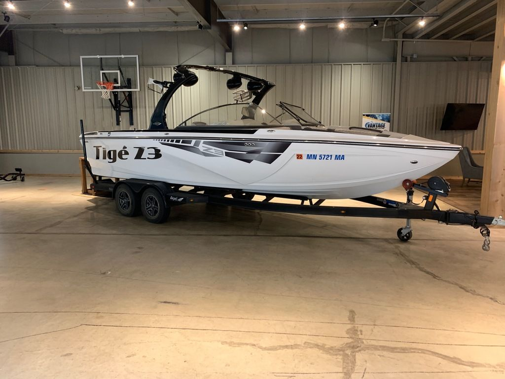 2014 Tige boat for sale, model of the boat is Z3 & Image # 1 of 13