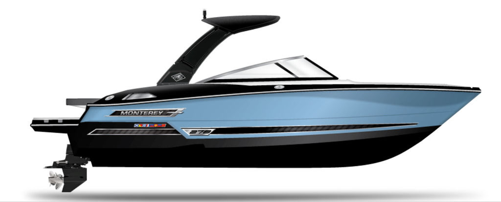 2021 Monterey boat for sale, model of the boat is 278SS & Image # 1 of 1