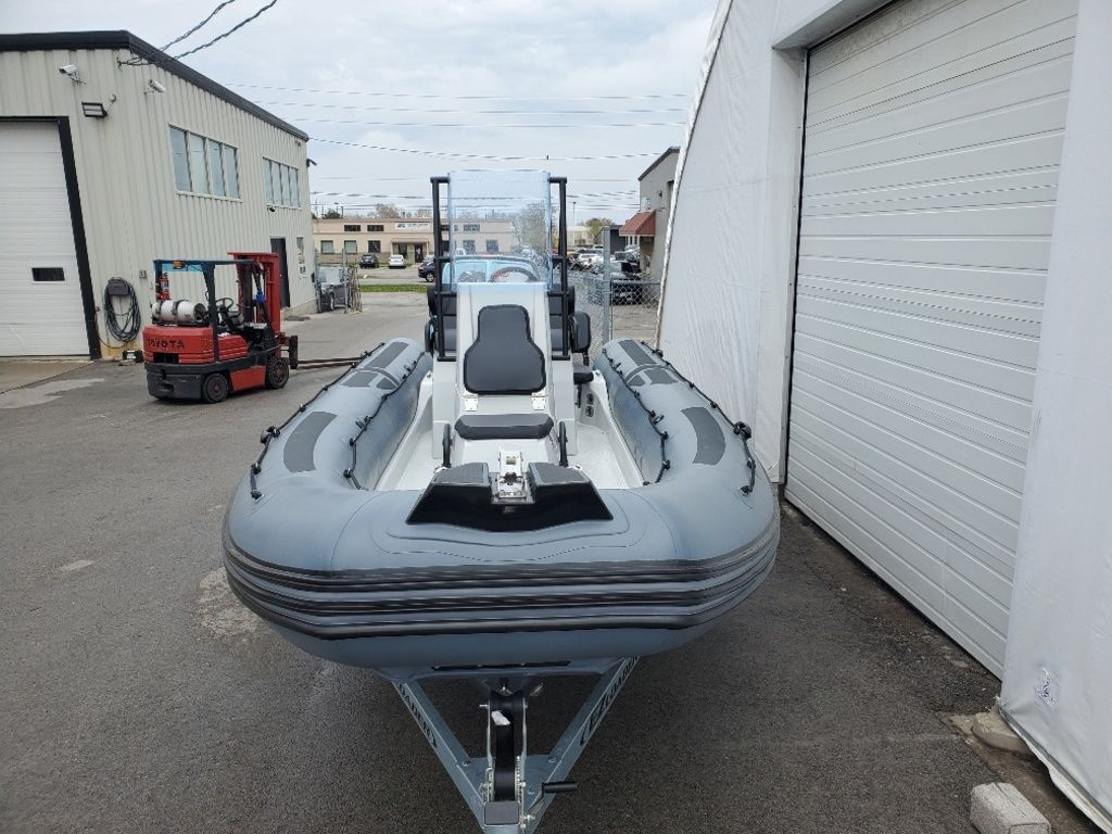 2021 Zodiac boat for sale, model of the boat is Pro 6.5 & Image # 3 of 10
