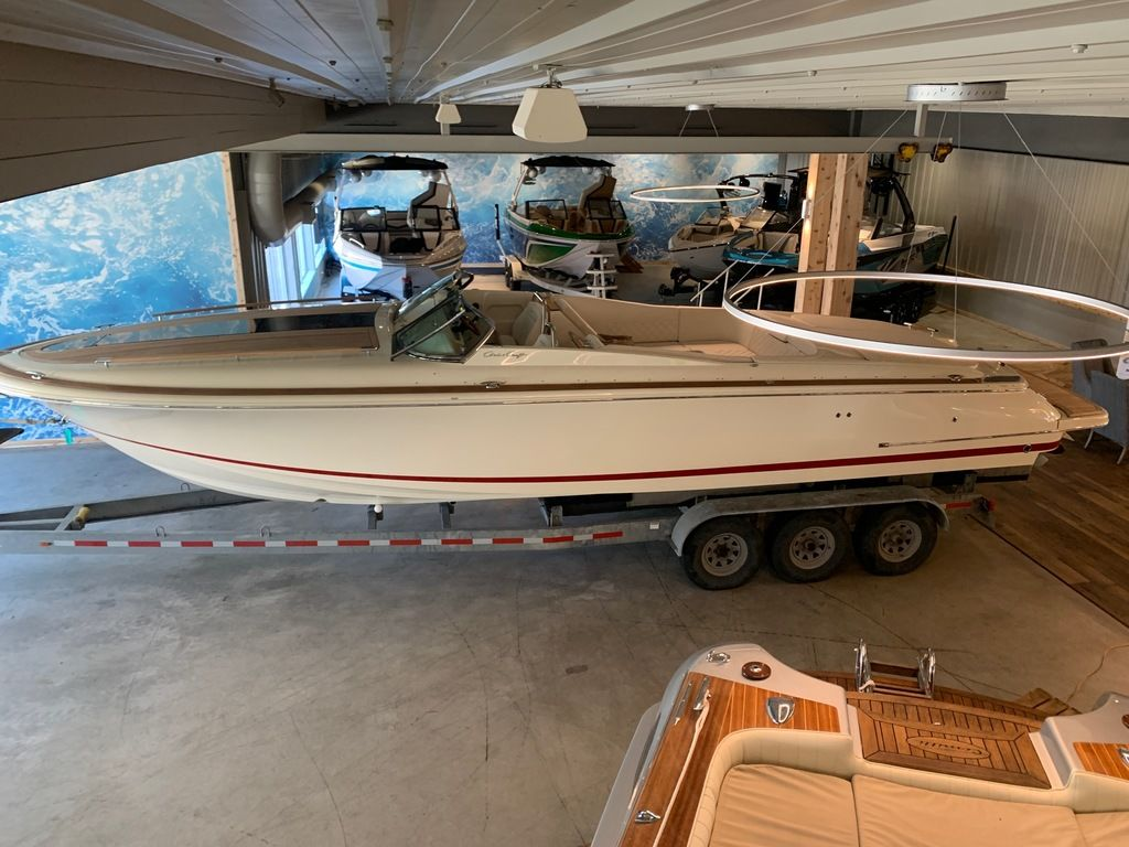 2020 Chris Craft boat for sale, model of the boat is Corsair 34 & Image # 31 of 32