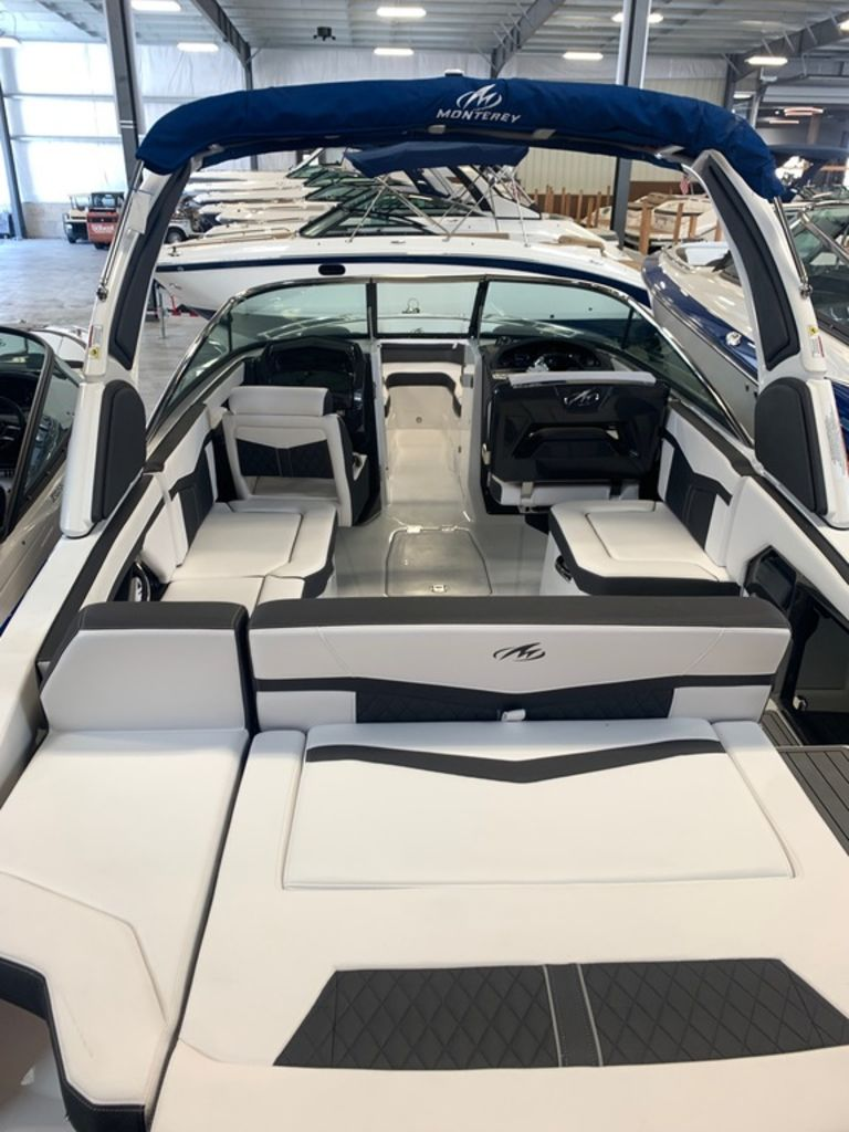 2020 Monterey boat for sale, model of the boat is 278SS & Image # 4 of 10