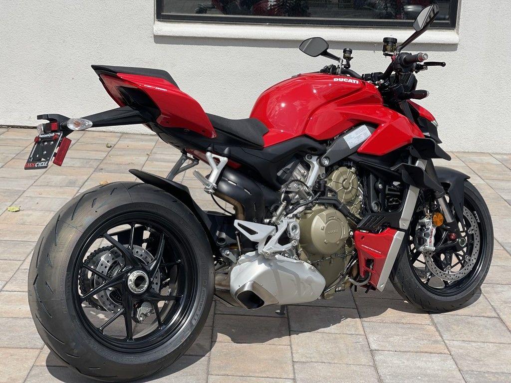 2022 ducati streetfighter v4 ducati red for sale in las vegas