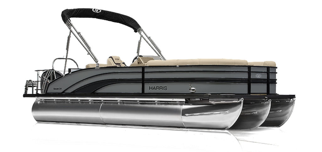 2021 Harris boat for sale, model of the boat is Sunliner 230 & Image # 1 of 1