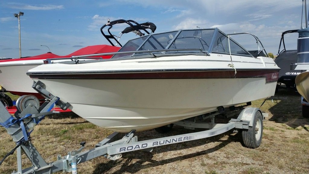 1986 Calais boat for sale, model of the boat is CM 170 & Image # 2 of 7