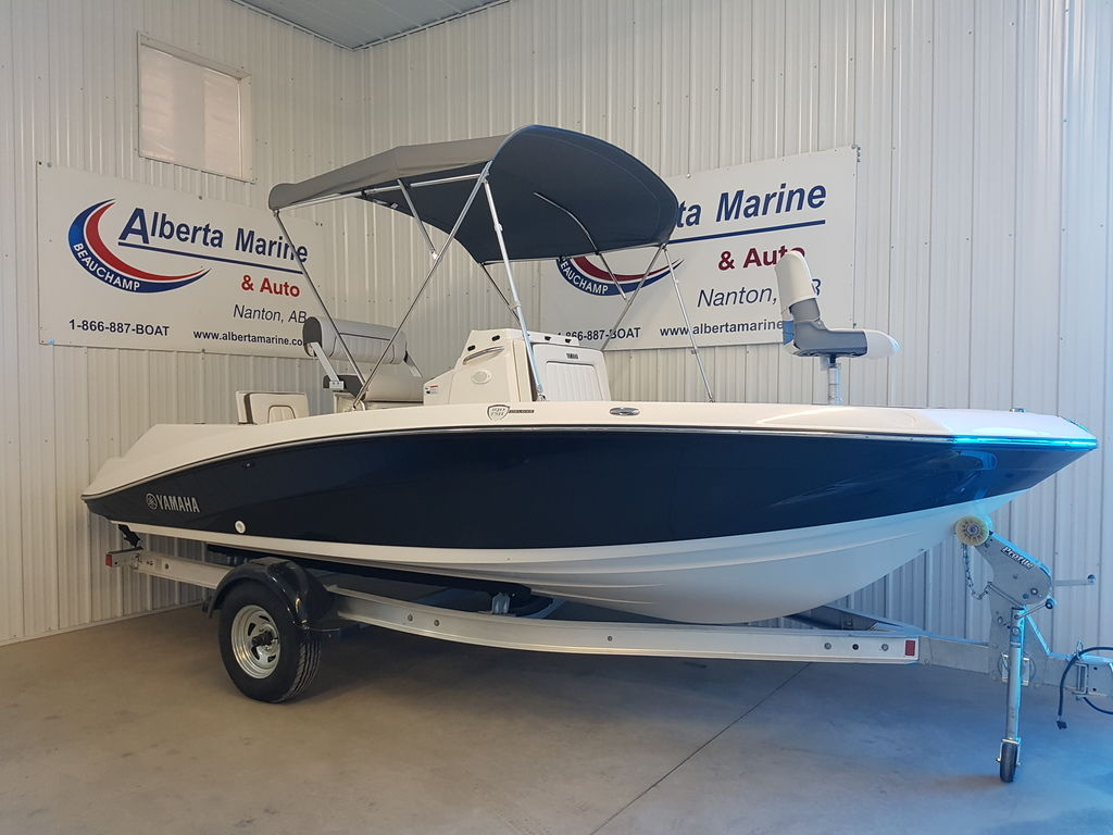For Sale: 2017 Yamaha 190 Fsh Deluxe ft<br/>Alberta Marine