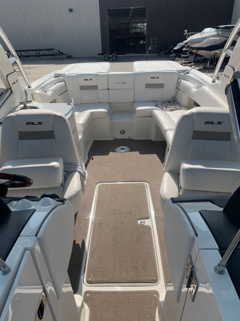 2010 Sea Ray boat for sale, model of the boat is 270 SLX & Image # 13 of 14