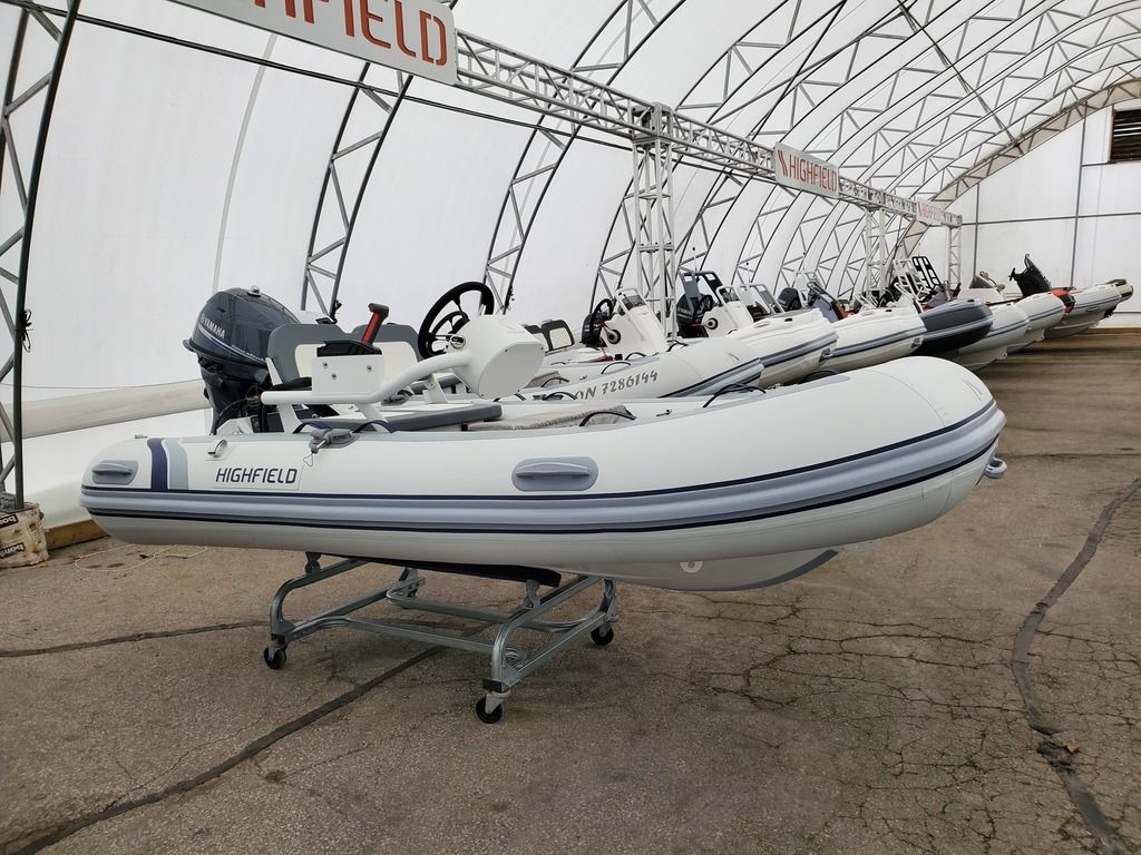 For Sale: 2021 Highfield Cl 340 Fct ft<br/>Co2 Inflatable Boats - Oakville