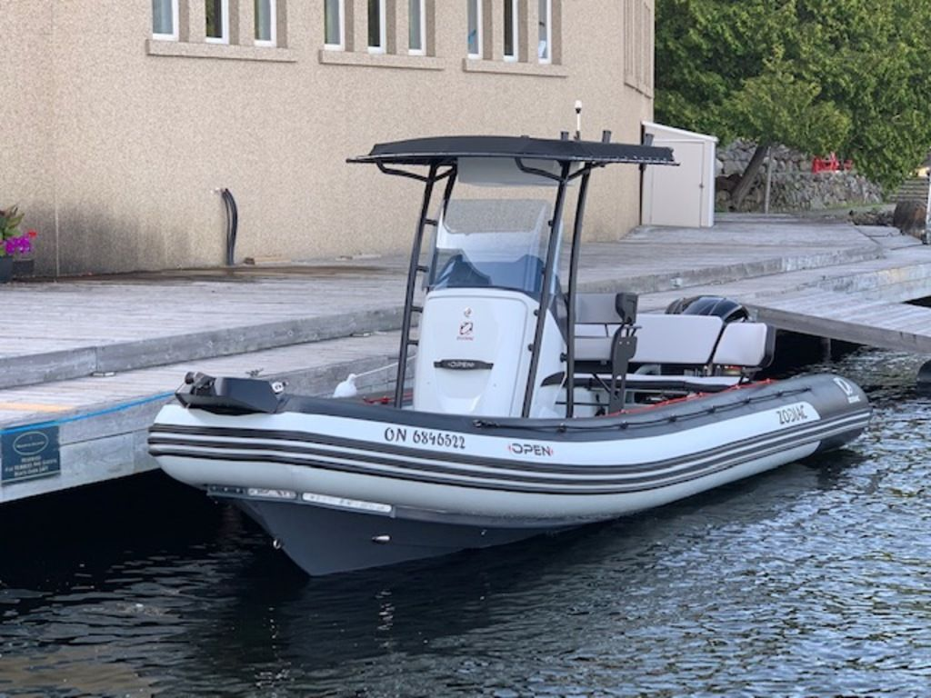 2020 Zodiac boat for sale, model of the boat is Pro 7 Open & Image # 12 of 12