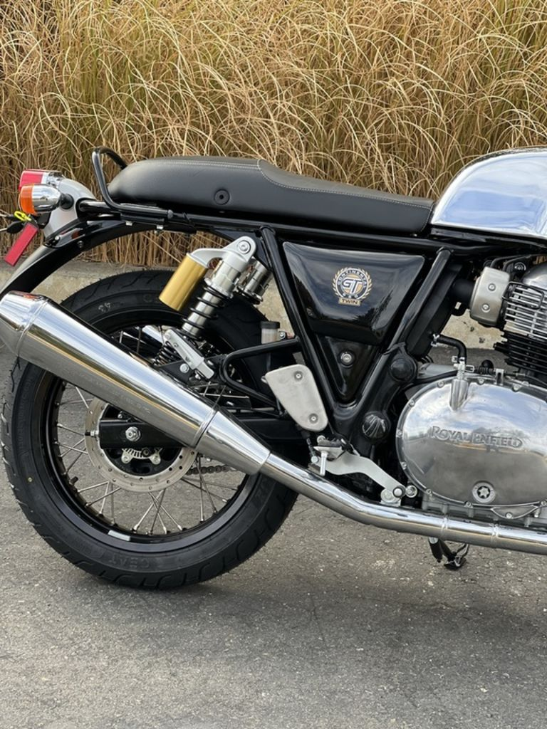 2022 royal enfield continental gt mr. clean for sale in las vegas