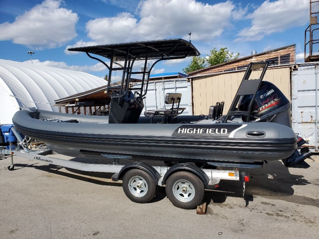 2021 Highfield boat for sale, model of the boat is Patrol 660 & Image # 2 of 6