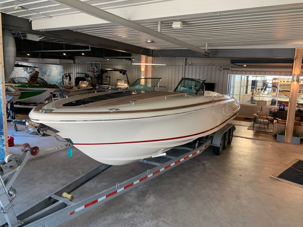 2020 Chris Craft boat for sale, model of the boat is Corsair 34 & Image # 8 of 32