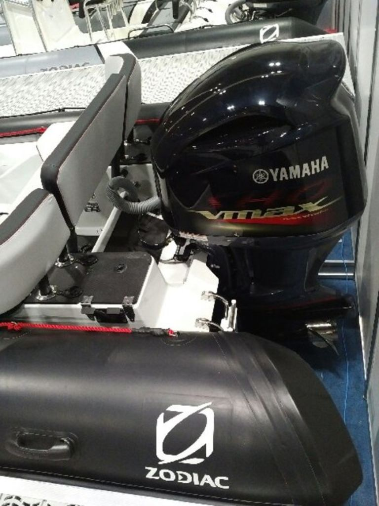 2020 Zodiac boat for sale, model of the boat is Pro 7 Open & Image # 5 of 12