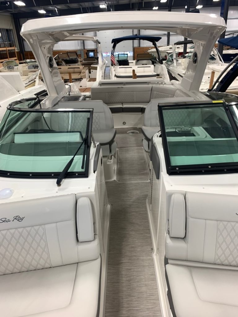 2021 Sea Ray boat for sale, model of the boat is SLX 310 & Image # 10 of 10