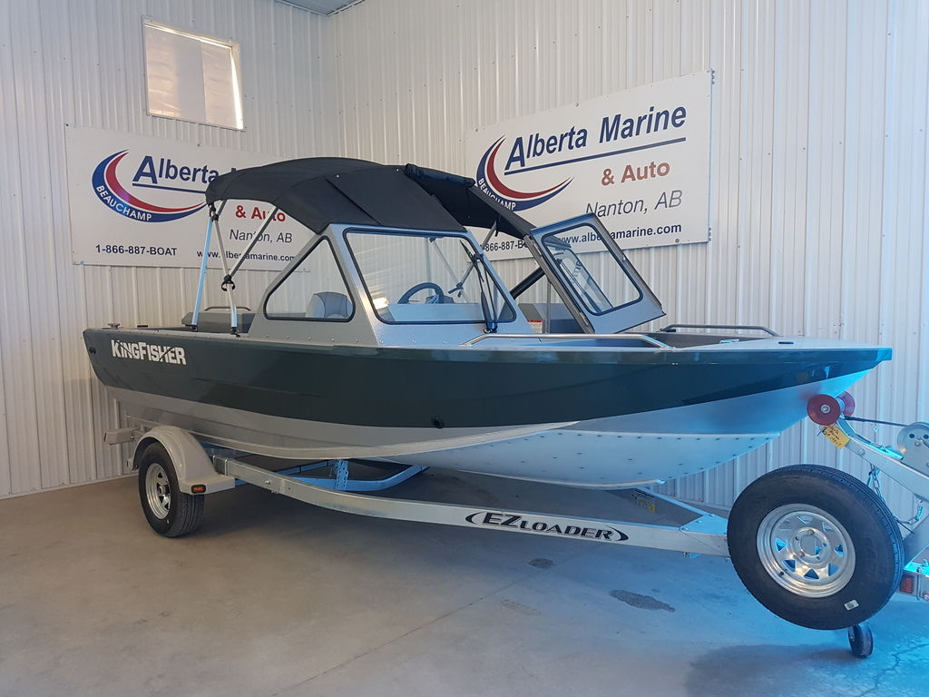 2019 KINGFISHER 1775 EXTREME DUTY for sale