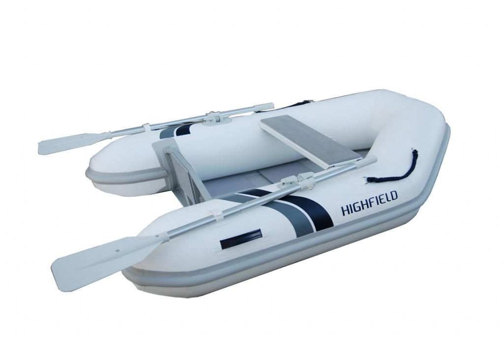 2021 Highfield boat for sale, model of the boat is RU 230 ALU Aluminum Floor Boards & Image # 3 of 3