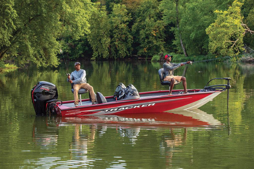 0.00Tracker® Boats2020