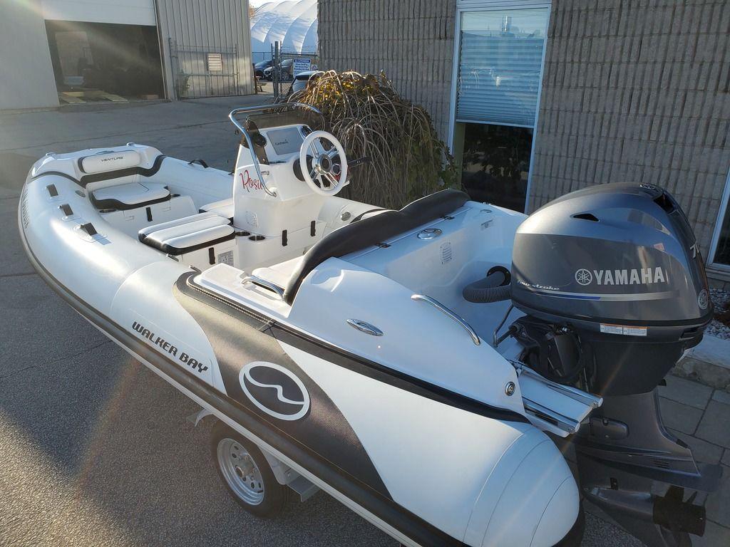 2020 Walker Bay boat for sale, model of the boat is Venture 14 & Image # 2 of 6