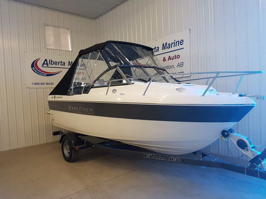 For Sale: 2018 Campion 542 Sc ft<br/>Alberta Marine