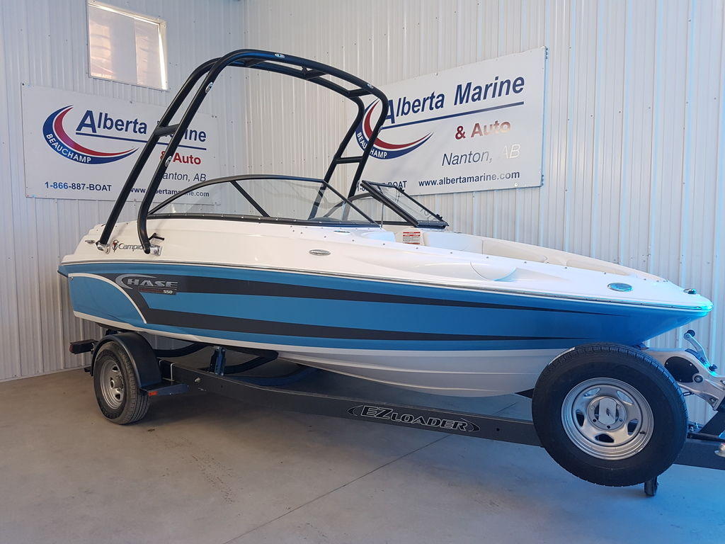 2019 Campion boat for sale, model of the boat is 550I & Image # 1 of 8