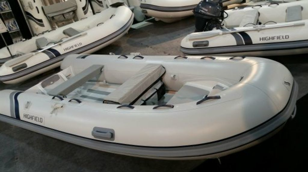 2020 Highfield boat for sale, model of the boat is CL 360 & Image # 3 of 9
