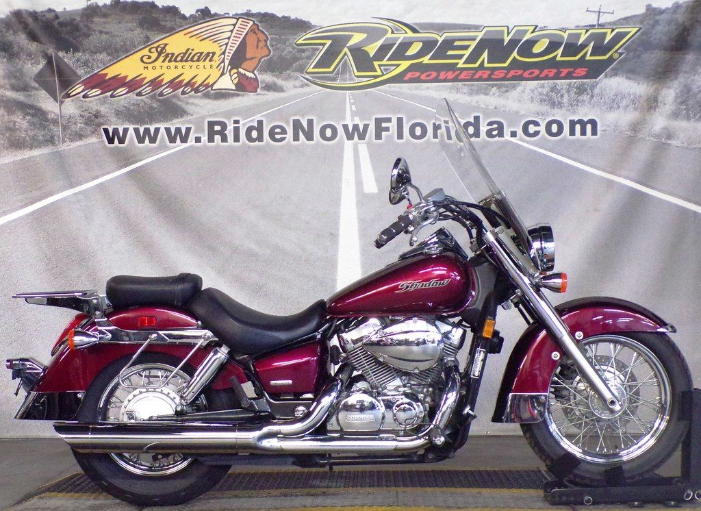 Pre Owned 2006 Honda Shadow Aero Cruiser Motorcycle Scooter Uho203298 Ridenow Powersports