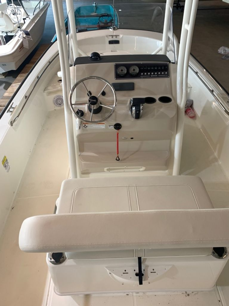 2019 Boston Whaler boat for sale, model of the boat is 210 Montauk & Image # 4 of 9