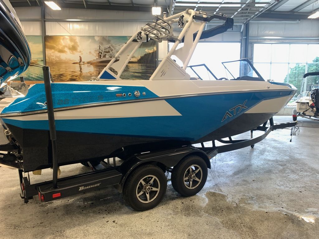 2020 ATX Boats boat for sale, model of the boat is 22 TYPE-S & Image # 10 of 10