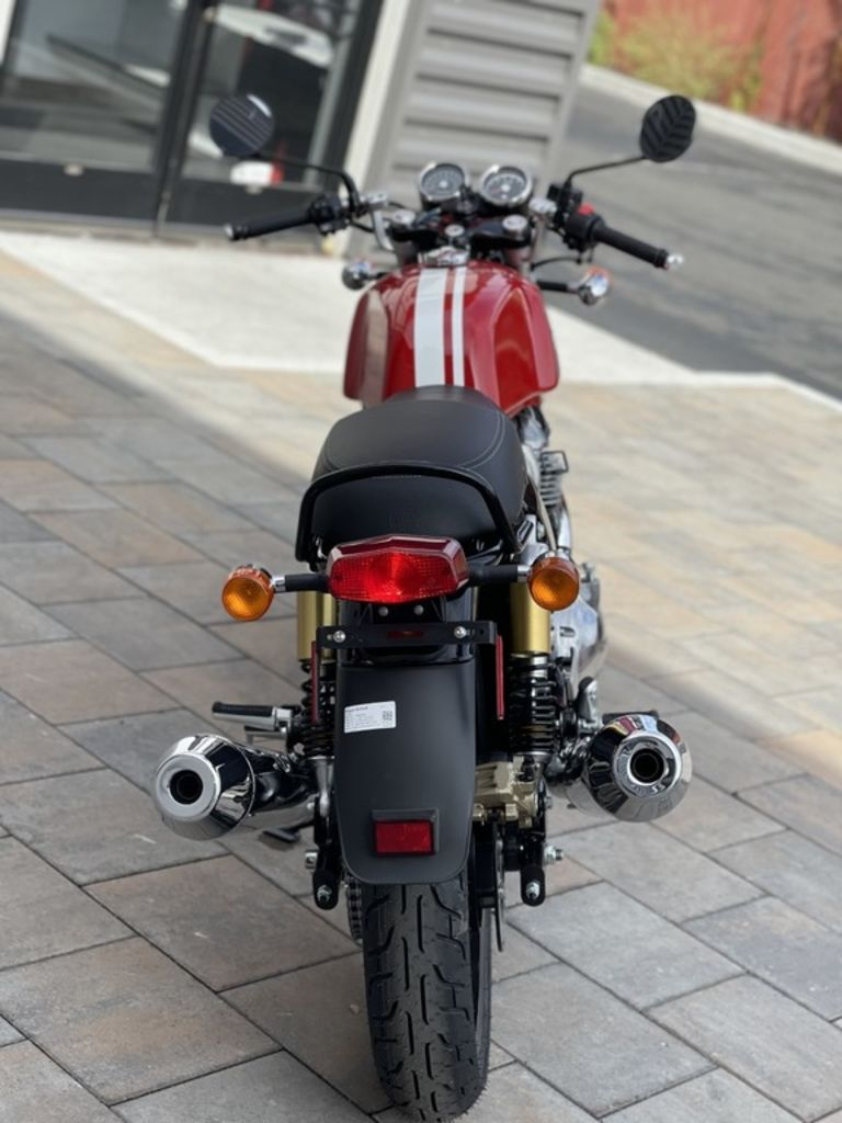 2022 royal enfield continental gt rocked red for sale in las vegas