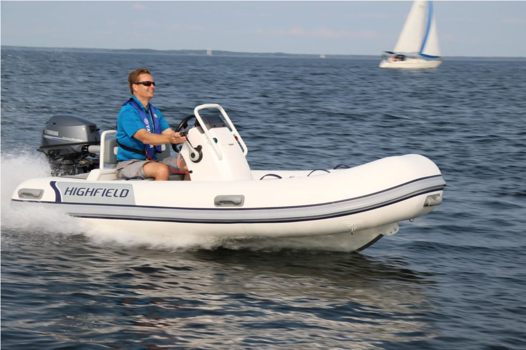 2021 Highfield boat for sale, model of the boat is Sport 360 Deluxe & Image # 5 of 11