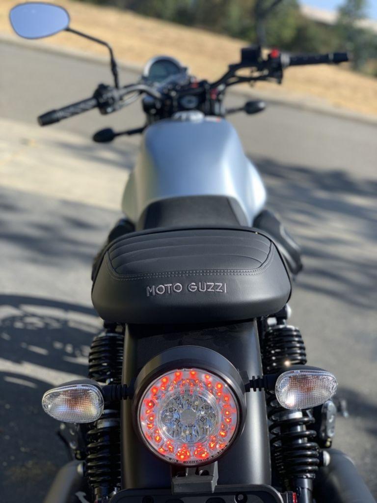 2021 moto guzzi v7 stone e5 for sale in las vegas
