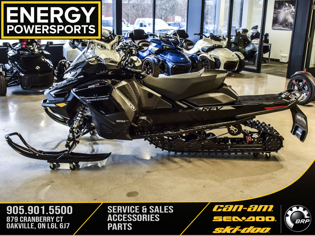 2020 Ski Doo boat for sale, model of the boat is Renegade® Adrenaline Rotax® 900 ACE™ TURBO Black & Image # 2 of 17