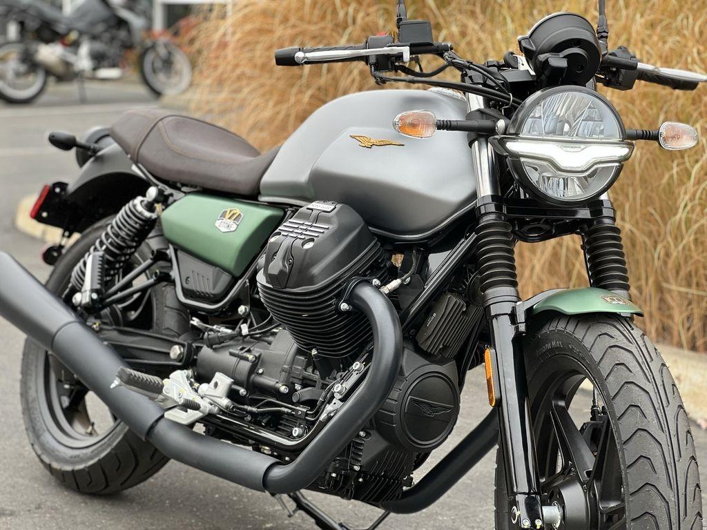 2021 moto guzzi v7 stone centenario e5 for sale in las vegas