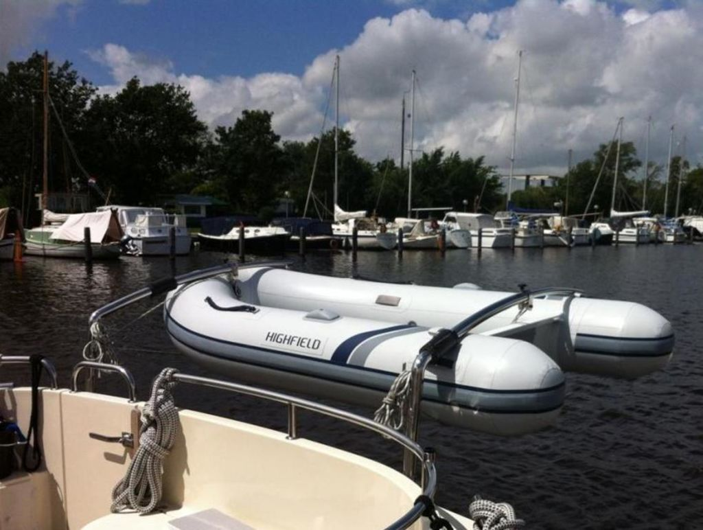 2021 Highfield boat for sale, model of the boat is UL 310 & Image # 6 of 6