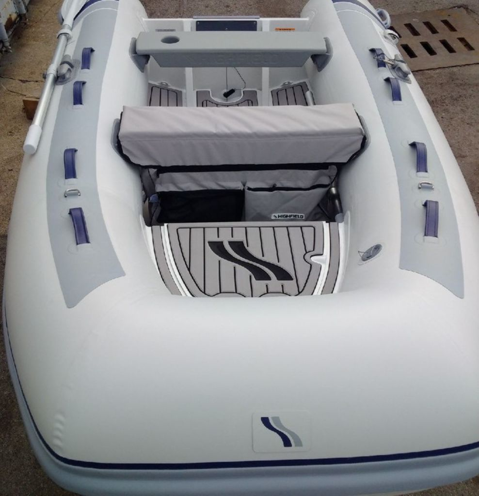 For Sale: 2021 Highfield Cl 290 Bow Locker ft<br/>Co2 Inflatable Boats - Oakville